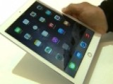 Hands-on With Apple's IPad Air 2