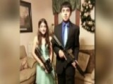 Honor Students Suspended For Homecoming Pic With Air Guns