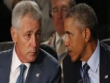 Hagel's Rocky Relationship With Obama Administration