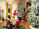 History Of Holiday Magic At The White House