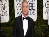 How Michael Keaton Motivated With His Golden Globes Speech