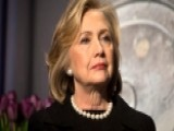 Hillary Addresses Questions About Clinton Foundation Funding