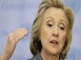 Hillary's Media Olive Branch