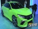 Honda Civic Gets Turbocharged