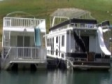 Houseboat Owners Struggle With Historic California Drought