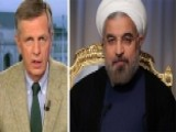 Hume: Iranian President Seems To Have Situation Figured Out