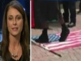 Hero Vet Defends The Flag 'at All Costs'