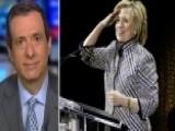 Hillary Clinton Struggles To Contain Media Barrage