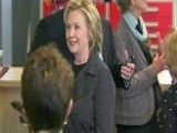 Hillary Clinton Takes Softball Questions From Supporters