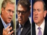 How GOP Contenders Are Turning The Tables On The Opposition