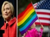 Hillary Takes Aim At Republicans Over Same-sex Marriage