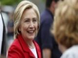 Hillary Clinton Roping Off Press At Parade Sparks Uproar