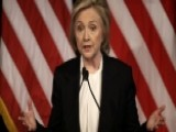 Hillary Clinton Outlines Economic Agenda In Speech