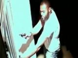 Horror At Front Door: Armed Men Try To Break Into Home