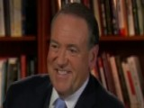 Huckabee Fights Media Narrative