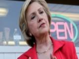 Hillary Clinton's Presidential Bid Runs Into A Summer Stall