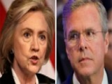 Hillary Calls Out Jeb On Racial Inequality Problems