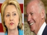 Hillary Clinton May Soon Face A Challenge From Joe Biden