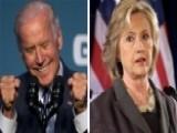 How Dangerous Would A Biden Run Be To Clinton?