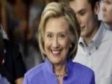 Halftime Report: Hillary's Emoji Fail