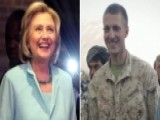 Hillary Vs. Hero: Clinton Getting More Leeway Than Marine?