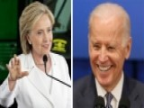 Hillary Clinton Discusses Biden During Iowa Campaign Trip