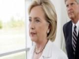 Hillary Shifts Away From E-mail Saga, Potential Biden Bid