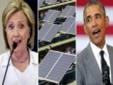 Hillary Clinton Doubles Down On Obama's Green Energy Agenda