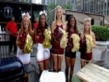 How To Tailgate With RVs For First Day Of College Football