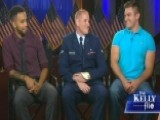How Life Has Changed For The American Train Heroes