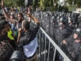 Hungary Cracks Down On Migrants, Blocks Border Entrance