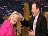 Hillary's Late-night Shtick