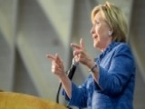 Hillary Clinton To Talk Domestic Policy During Iowa Speech