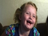 Honey Boo Boo Sings!