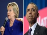 Hillary Clinton Distances Herself From President Obama