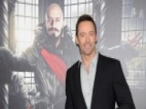 Hugh Jackman Goes From Superhero To Pirate