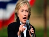 Hillary Prepares To Clash With Rivals Amid Unfavorable Polls