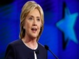 Hillary Clinton Faces Debate Questions About Server Scandal