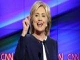 How Did Frontrunner Hillary Clinton Fair In First Debate?