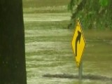 Heavy Rains Causing Flooding In Texas, Gulf States