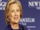 Hillary Punches Back At GOP Candidates Via Twitter And Text