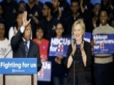 Hillary Campaigns For African American Votes In Georgia
