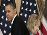 Hillary Swiping At Obama's Strained Netanyahu Relationship?