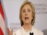 Hillary Clinton's Restart On Fighting 'radical Jihadism'
