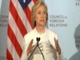 Hillary Hits Back: Muslims 'nothing To Do' With Terrorism