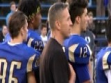 HS Football Coach Files Complaint Over On-field Praying