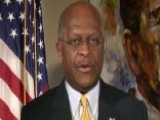 Herman Cain: Economy Is Worse Than Admin Wants To Admit