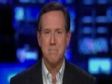 How Would A President Santorum Prevent Economic Meltdown?