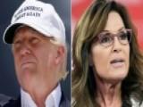 How Palin's Endorsement Of Trump Is A Blow To Cruz