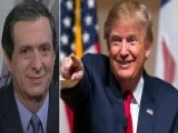 Howard Kurtz On Donald Trump Vs The National Review